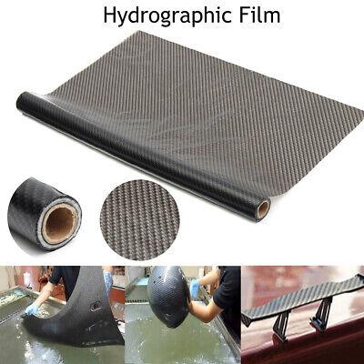 Hydro Film Water Transfer Pva Black Carbon Fiber Printing Dipping Hydrographics