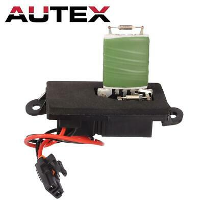 RU371X Front Blower Motor Resistor for Chevy GMC Sierra 1500 2500HD 89019089