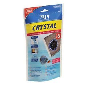 API Crystal size 6