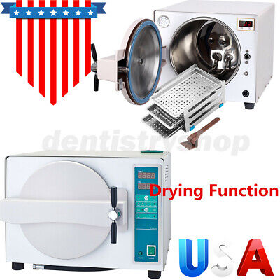 18 Liter Ups Dental Autoclave Steam Sterilizerautomatic Drying Function Tr250c