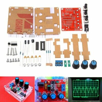 Xr2206 Dds Function Signal Generator Sine Triangle Square Wave Diy Kit  1