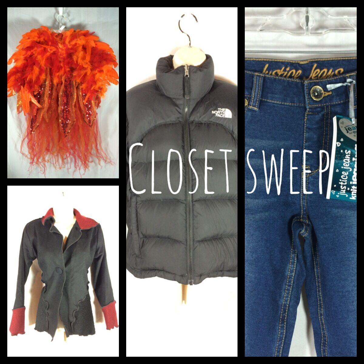 closet sweep