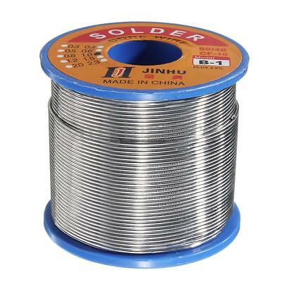 1mm 6040 400g Rosin Core Solder Tin Lead Flux Soldering Welding Iron Wire Us