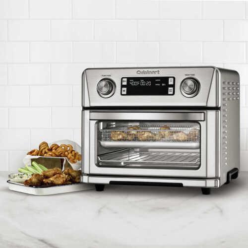 Cuisinart Digital Air Fry Toaster Oven Model# CTOA-130PC2 LATEST MODEL!