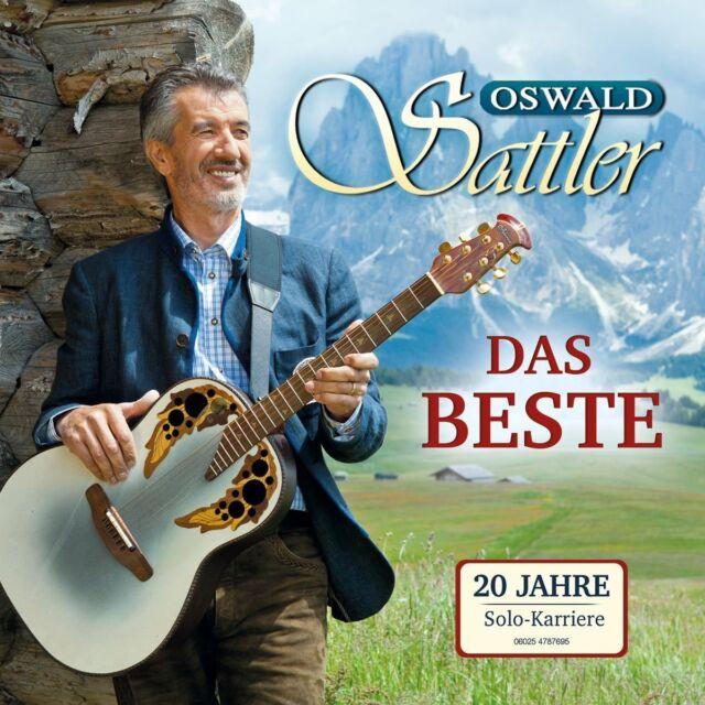 OSWALD SATTLER - DAS BESTE   CD NEU