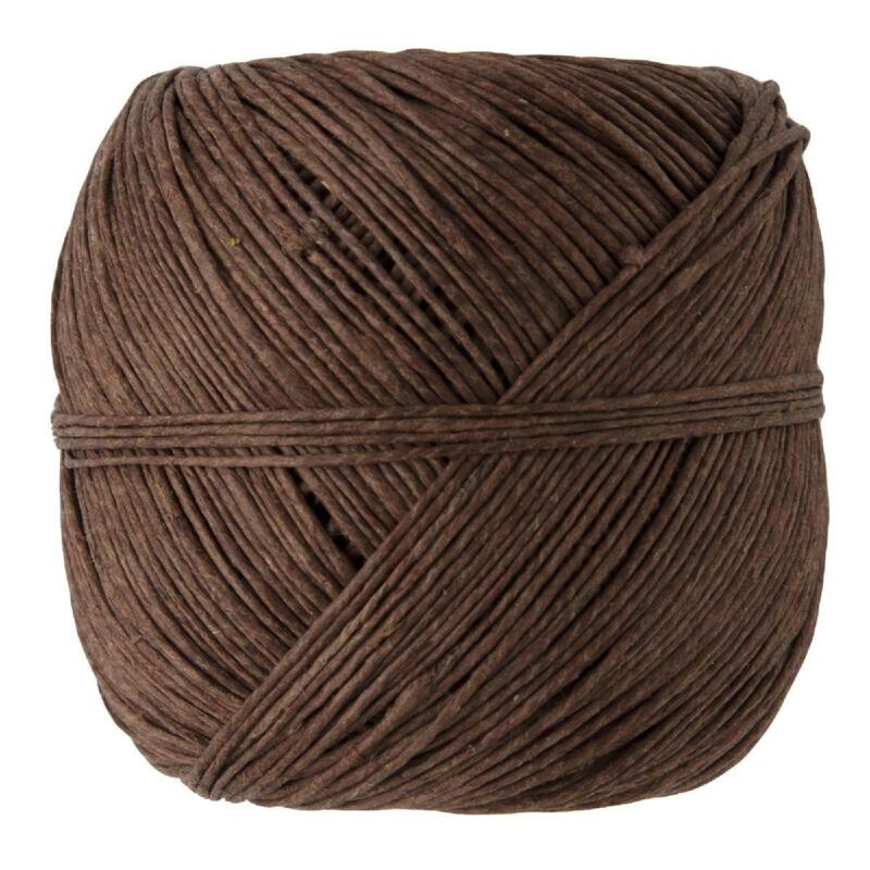 Polished Thin Hemp 20# Cord Jewelry String Macrame Rope, 300 ft., Natural