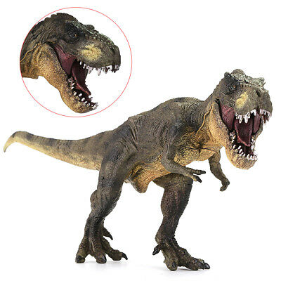 Vivid Tyrannosaurus Rex Dinosaur Toy Model  Home Decoration Kid Birthday Gift  - Dinosaur Ornament