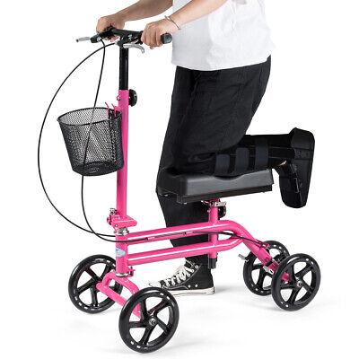 Knee Scooter Walker Medical Knee Walker Steerable Outdoor Ad