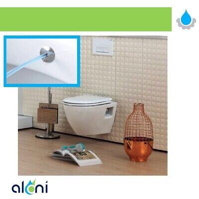 Colgante Ducha Pared Wc Taharet Bidet Baño AL5508 Con Softclose Tapa