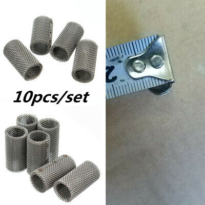 10p/Set 310s Stainless Steel Glow Plug Burner Strainer Screen For Heaters D2 D4