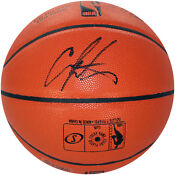 New York Knicks Signed Basketball