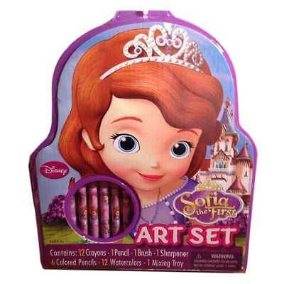 Disney's Sofia The First Art Set 1 Kit](Sofia First)