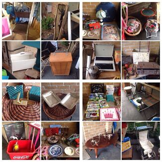 (( THE HOLY GRAIL OF GARAGE SALES)) THIS SAT 29th 7.30 am St Marys Penrith Area Preview