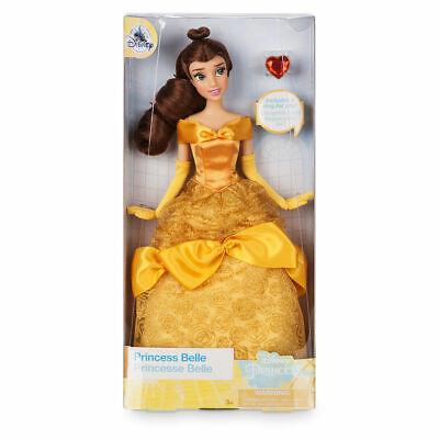 it Ring klassische Puppe Die schöne und das Biest NEU (Belle Puppe)
