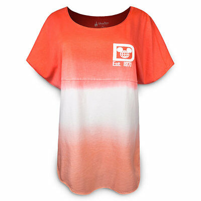 Disney Store Authentic Walt Disney World Spirit Womens T Shirt Tee Size - Spirit Stores