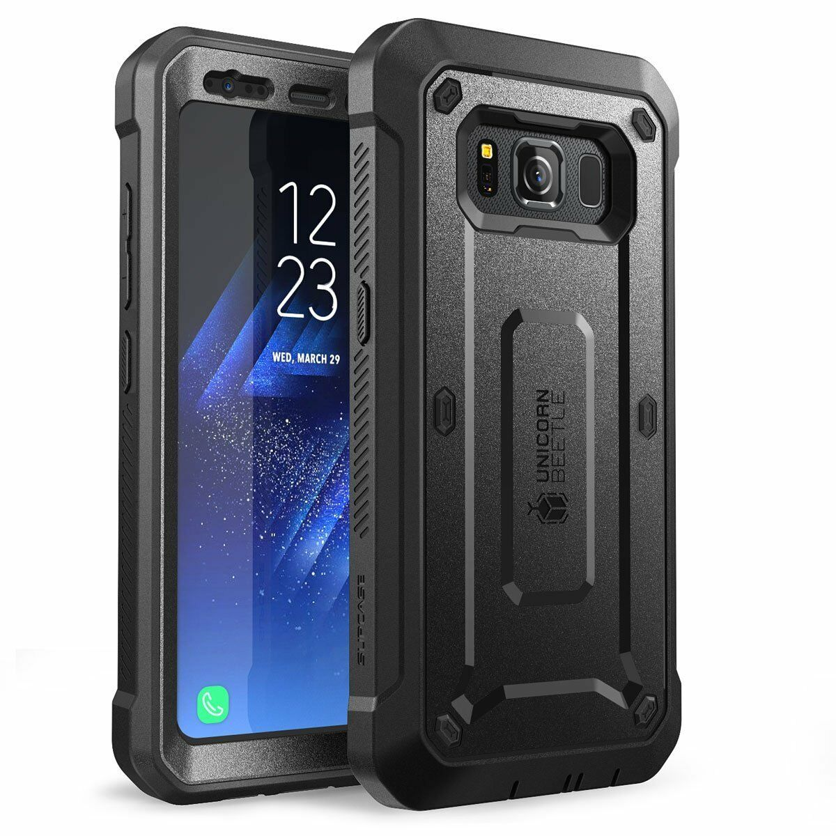 Купить SUPCASE - Galaxy S8 ACTIVE : SUPCASE UBPRO Full Cover With Screen Protector for S8 ACTIVE