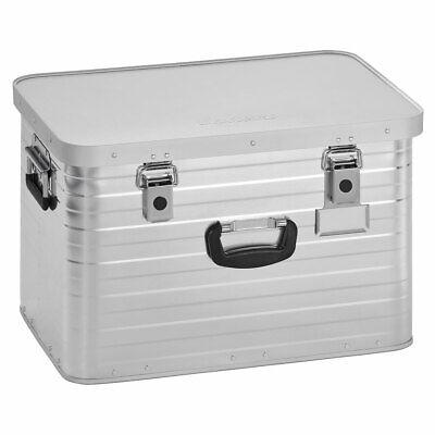 MFH Transportkiste Alu Camping Kiste Box Werkstatt Aufbewahrung Lagerkiste