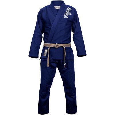 Venum Contender 2.0 Brazilian Jiu-Jitsu Gi - Navy Blue