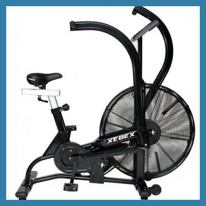 The XEBEX Crossfit Dual Action Air Bike by GET RXD USA