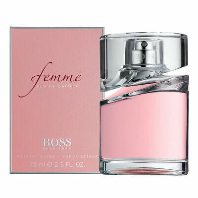 Hugo Boss Femme   Eau De Parfum   2.5 oz for  Women