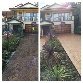 TnT HIGH PRESSURE CLEANING  Dean Park Blacktown Area Preview