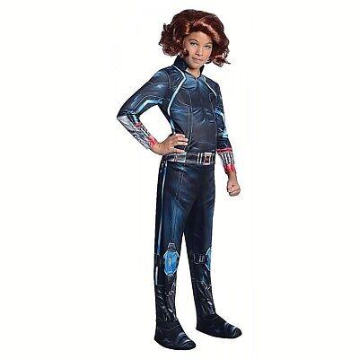 BLACK WIDOW Marvel Avengers Child Costume Girl Assassin Spy          - Girl Spy Costume