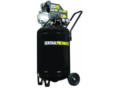 2.5 HP 21 Gal 125 PSI Warp Iron Vertical Air Compressor
