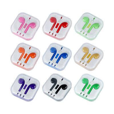 Headphones EarPhones Handsfree for iPhone 6S 6 Plus SE 5S 5C 5