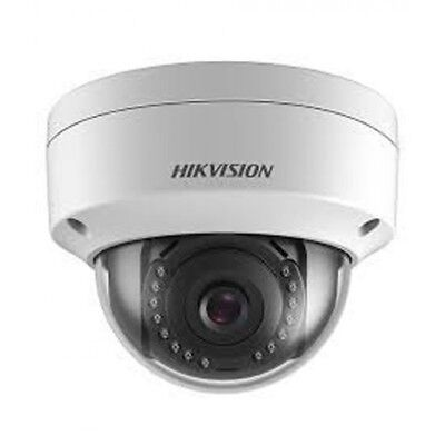 Hikvision 4MP POE IP Dome Network Camera 2.8mm Wide View Angle Outdoor 2 (2 Axis Camera)