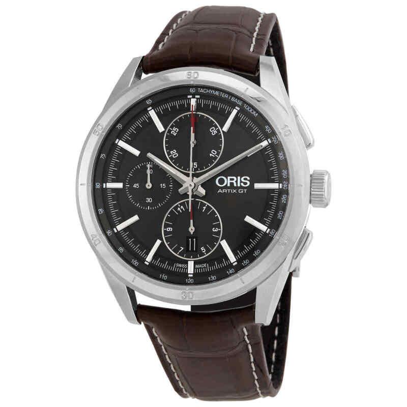 Oris Artix GT Chronograph Automatic Grey Dial Men Watch 01 774 7750 4153-07 1