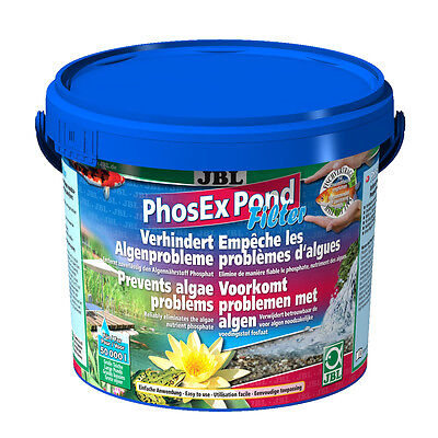Jbl Phosex Pond Filter 1 Kg, New