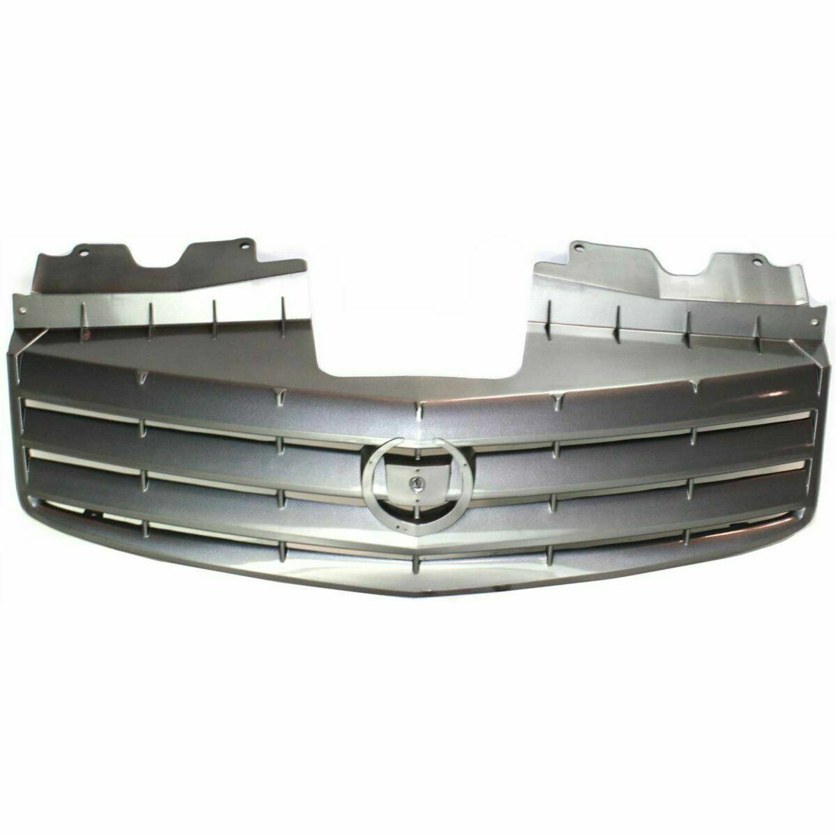 New Primed Grille Assembly For 03-07 Cadillac CTS