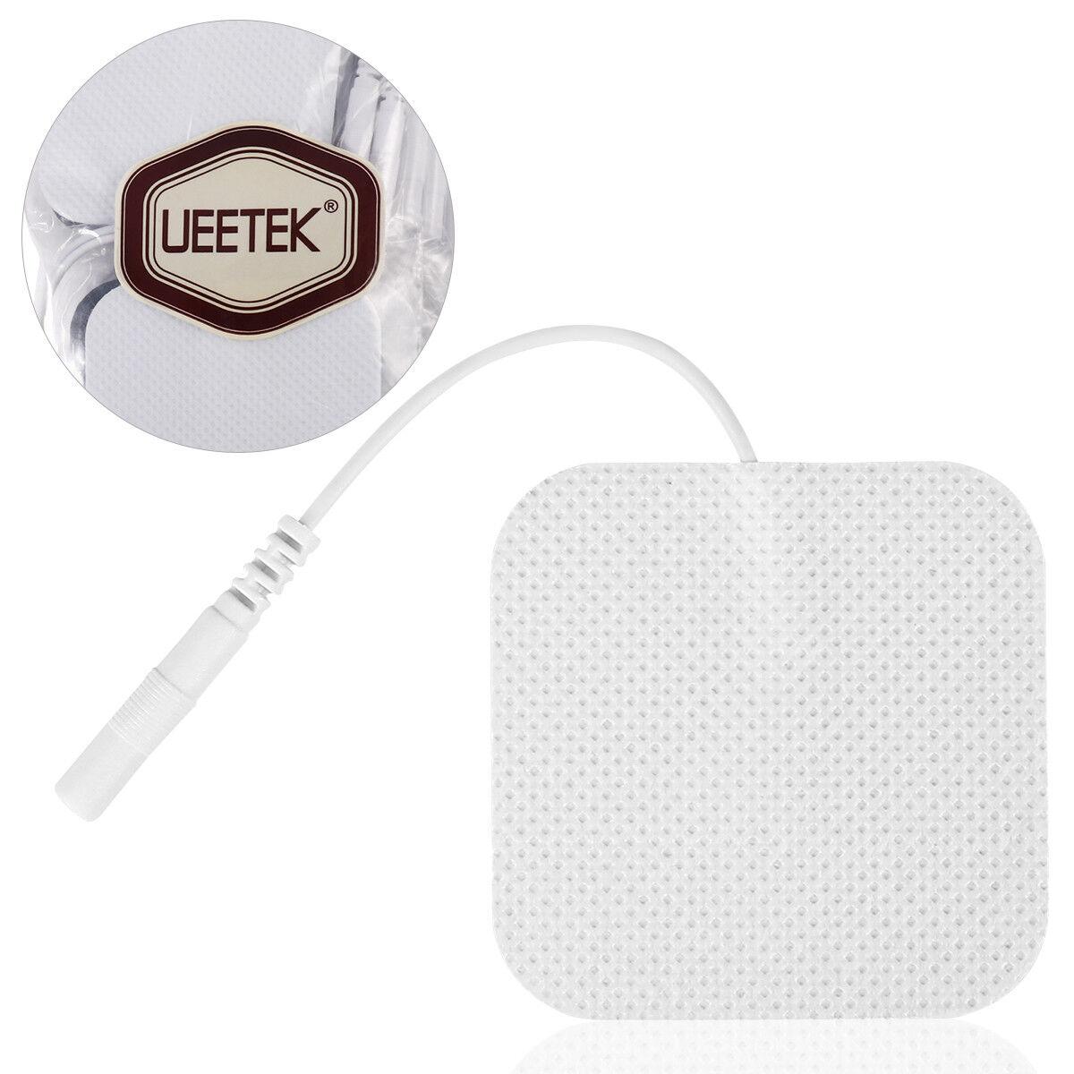 24stk Elektroden Pads Elektrodenpflaster für TENS EMS Gerät Reizstromgerät 5*5cm