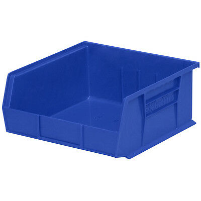 Akro-mils 30235blue Blue Stack Hang Bin 10-78d X 11w X 5h 6pk