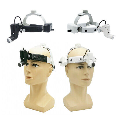 5w Led Surgical Dental Medical Head Light Headlight Headband Spot Head Lamp Ent