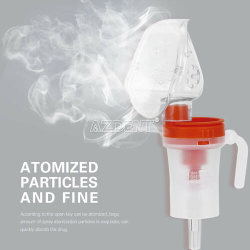 【USA】 Atomize Micro/Compressed Nebulize Medical Grade 100-240V/50hbz