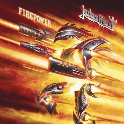 JUDAS PRIEST FIREPOWER 2-LP VINYL ALBUM