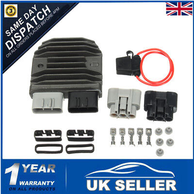 For SHINDENGEN MOSFET FH020AA Regulator Rectifier Upgrade Kit Replaces FH020AA