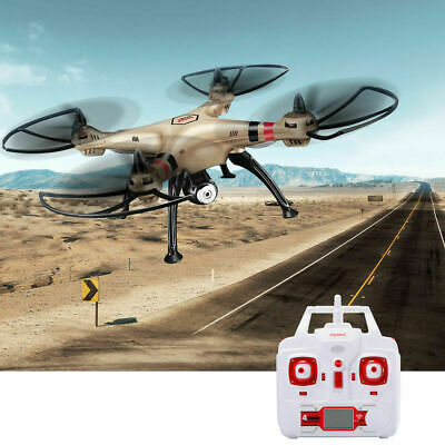 Syma X8HC 2.4G 4CH 6-Axis Gyro RC Quadcopter Drone UAV RTF UFO w/ 2MP HD Camera