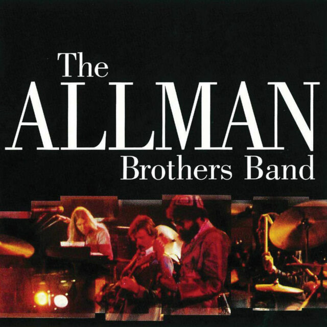 ALLMAN BROTHERS BAND THE - Universal Masters Collection