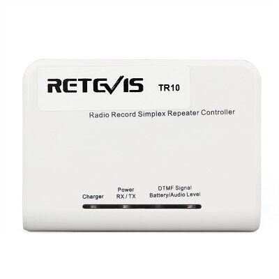 New Retevis Simplex Repeater Controller DTMF remoteControl for Ham Two Way Radio - Simplex-repeater Controller