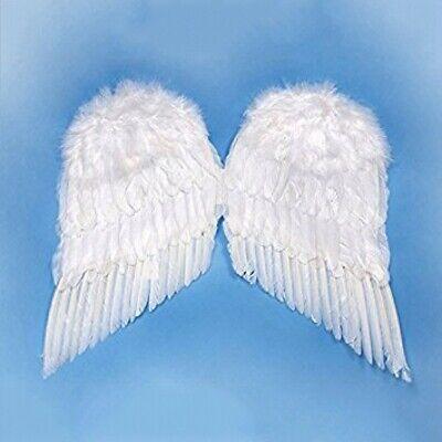 Maxi Wings White Angel cm 90X90 Maxi Ali Angelo Piume Bianche