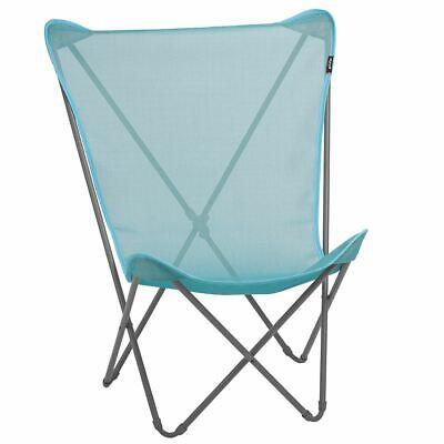 Lafuma Maxi Pop Up Chair Lac Blue LFM1837 Genuine Lafuma