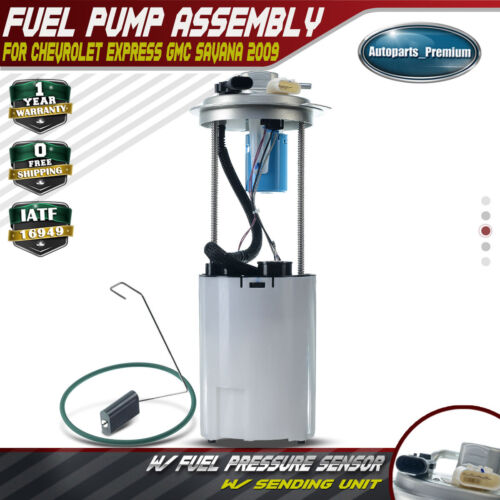 NewFuel Pump Module Assembly FOR GMC CHEVY CADILLAC 2008  2009 One Year Warranty
