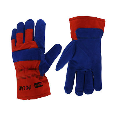 North Polar Winter Gloves - Water Proof - Thinsulate Insulation - Size Large