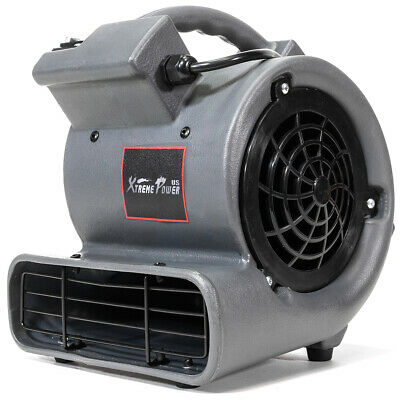 Industrial Electric .5HP Air Mover Carpet Dryer Blower Floor