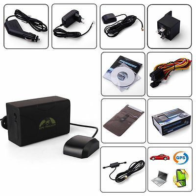 Covert Magnetic Gps Tracker TK104 Tracking Device Car/Vehicle Spy/Hidden