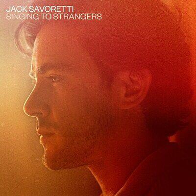 Singing to Strangers - Jack Savoretti (Album) [CD]