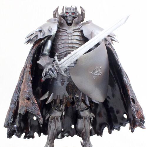 "BERSERK Knight of Skeleton 9"" Action Figure Art of War MINT IN BOX"