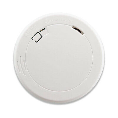 First Alert P1210E Battery-Operated Photoelectric Sensor Smoke Detector
